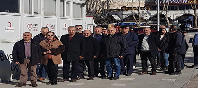 CHP'li Saraçoğlundan  Kan Bağışı'na Destek