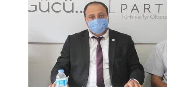 Cırıkcı,İYİ Parti Amasya İl Başkanlığına Adaylığını Açıkladı