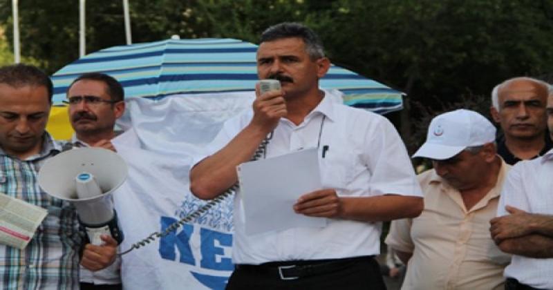 Cumhur Koca Emek Partisi Amasya İl Başkanı Oldu