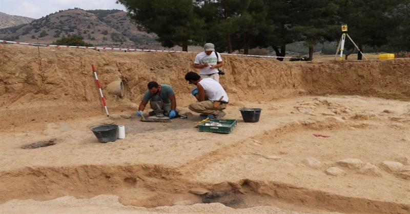 Denizli Hierapolis Antik Kenti'nde Yapılan Kazı Çalışmalarına Destek