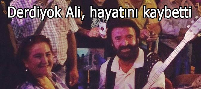 Derdiyok Ali, hayatını kaybetti