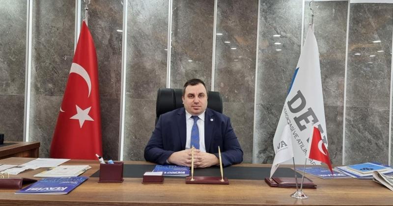 Deva Partisi Genel Başkanı Babacan,Parti Kongresi için Amasya'ya Geliyor