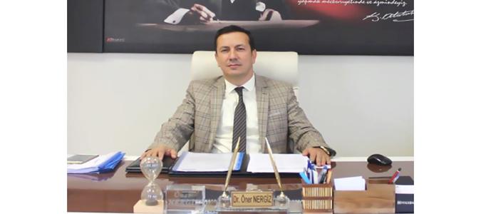 Dr Nergiz, 'Amasya İlimiz Türkiye Sıralamasında 9. Sıradadır'