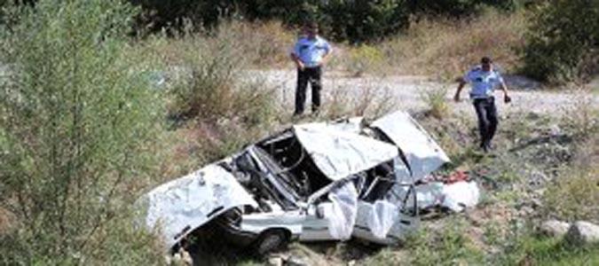 Düğün Yolunda Trafik Kazası: 4 Ölü, 1 Yaralı