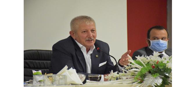 Ekim Ayı Amasya Belediye Meclis Toplantısı Yapıldı