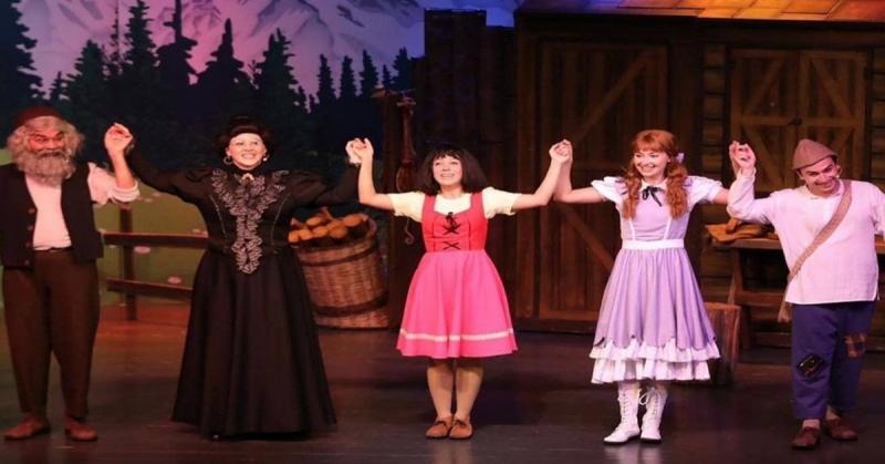 ETİ Çocuk Tiyatrosu Amasya'da