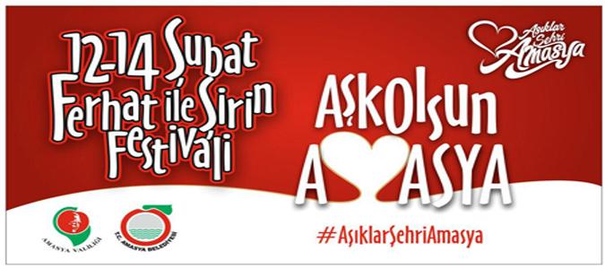 Ferhat ile Şirin Festivali 12-14 Şubat'ta Yapılacak