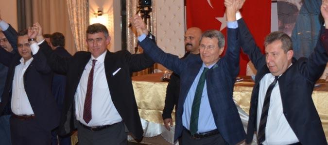 Feyzioğlu ve Halaçoğlu Paneli