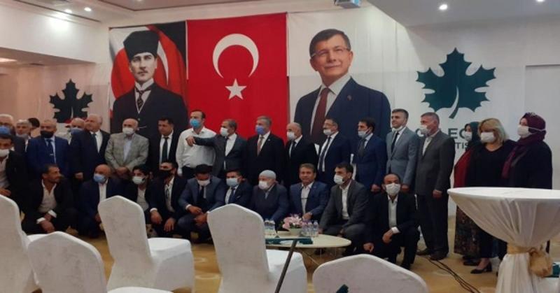 Gelecek Partisi Amasya İl Başkanlığı 1. Olağan Kongresi Gerçekleştirildi