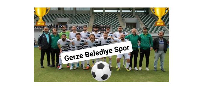 Gerze Belediyespor'dan, Amasyaspor'a Teşekkür