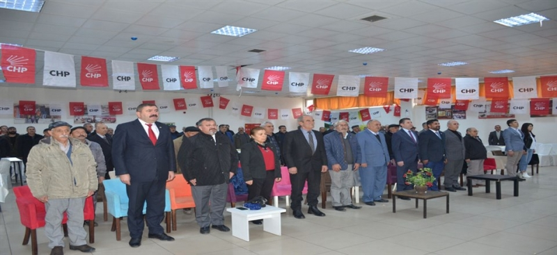 Göynücek CHP, Şahin Atılgan Dedi