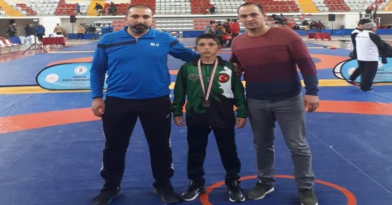Gümüş Spor Kulübü' nden Bir Türkiye Derecesi Daha