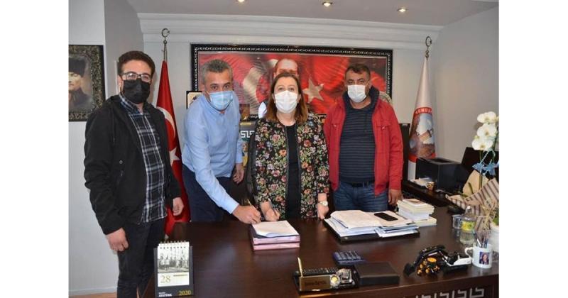 Gümüşhacıköy Belediyesi'nde Asgari Ücret 3.300 TL Olarak Açıklandı