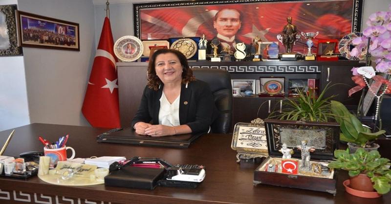 Gümüşhacıköy Belediye Başkanı Zehra Özyol'un, 19 Mayıs Mesajı