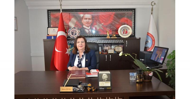 Gümüşhacıköy Belediyesi'nden Esnafa Kira Jesti