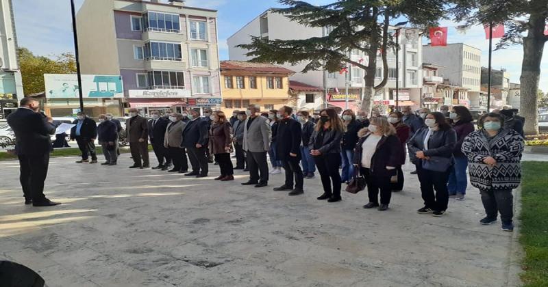 Gümüşhacıköy CHP İlçe Başkanlığı'ndan Basın Açıklaması