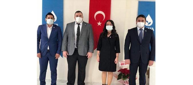Gümüşhacıköy DEVA Partisi İlçe Başkanlığı Birinci Olağan Kongresini Yaptı