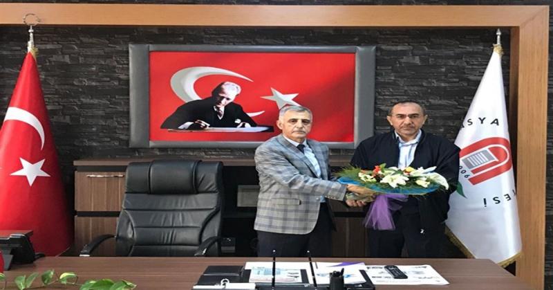 Gümüşhacıköy Hasan Duman MYO Müdürlüğüne Doç. Dr. Ali Çiftçi Atandı