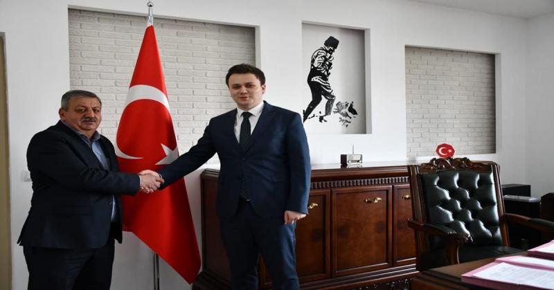 Gümüşhacıköy Köylere Hizmet Götürme Birliği ve Ziraat Odası Başkanlığı Arasında İş Birliği Protokolü İmzalandı
