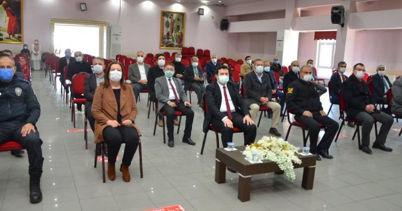 Gümüşhacıköy'de İstiklal Marşı'nın Kabulünün 100. Yılı Kutlandı