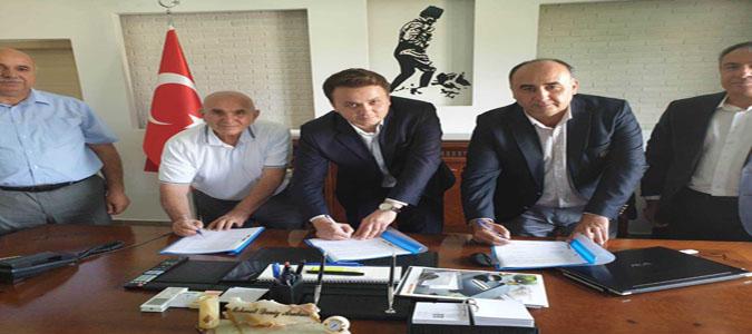 Gümüşhacıköy'de 'Okul-Sanayi İşbirliği Protokolü' İmzalandı