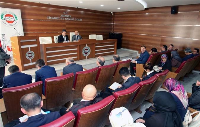 'Halk Günü Toplantıları' Şubat Oturumu Gerçekleştirildi.