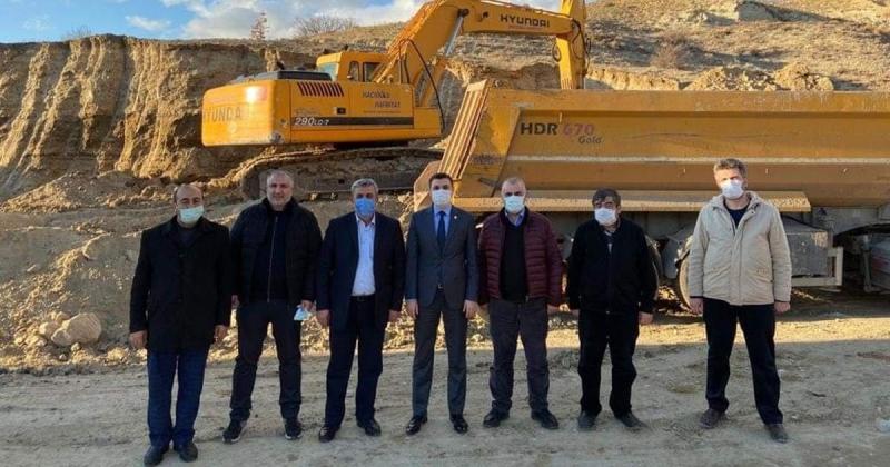 Hamamözü'nde Üretim Tesisi Kurulacak