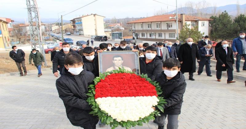 Hamit Kaplan, Ölümünün 45. Yılında Mezarı Başında Anıldı
