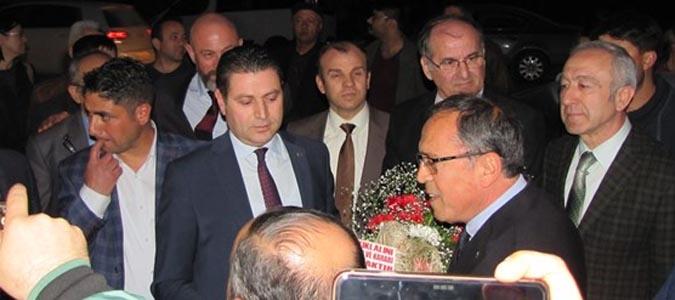 HAYIR Konvoyu Amasya da...!