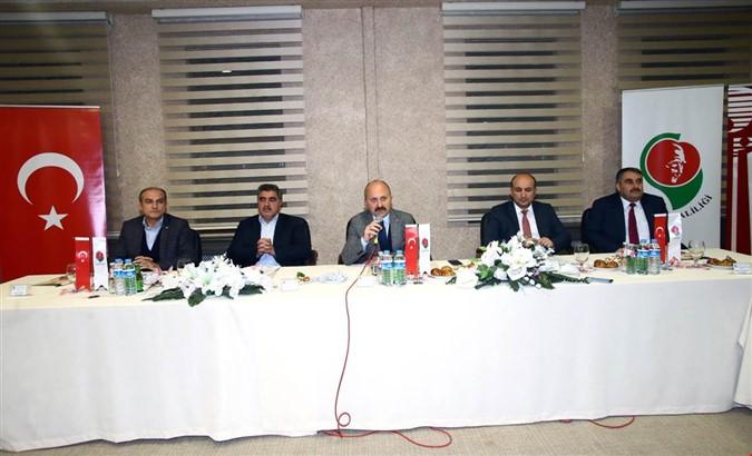 İl Ekonomik Toplantısı'nın Son Oturumu Gerçekleştirildi