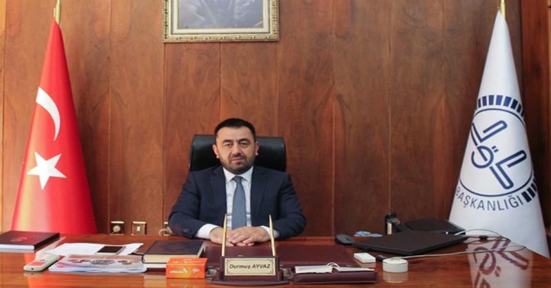İl Müftüsü Ayvaz; 'Topluma Örnek Olan Din Gönüllüsü Kardeşlerimin Haftasını Tebrik Eederim'