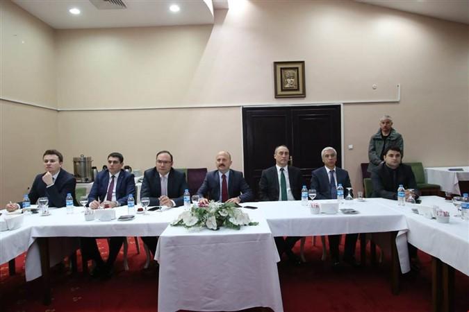 İl Özel İdaresi '2018 Yılı Faaliyet  ve Değerlendirme Toplantısı' yapıldı
