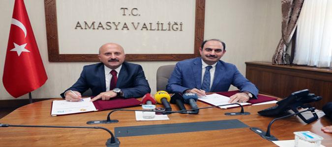 İLYOS Projesi Protokolü İmza Töreni Gerçekleştirildi