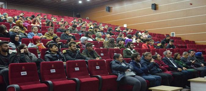 İŞKUR'dan Öğrencilere İş Arama Becerileri Adlı Konferans