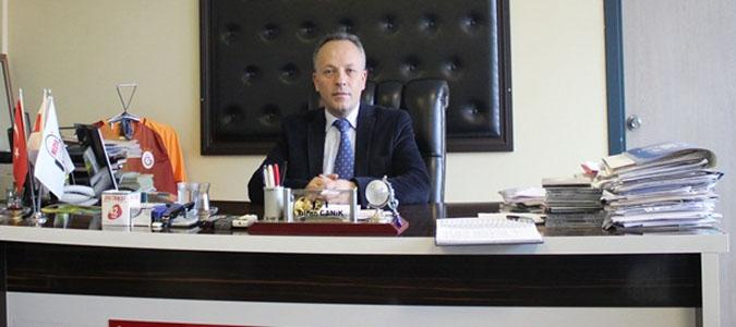 İstanbul'daki Amasya'lı Değerimiz ''Turan CANİK ''