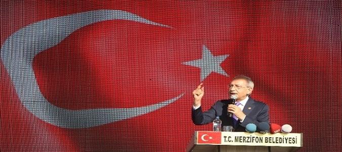 Kılıçdaroğlu, Merzifon'da Konuştu..!