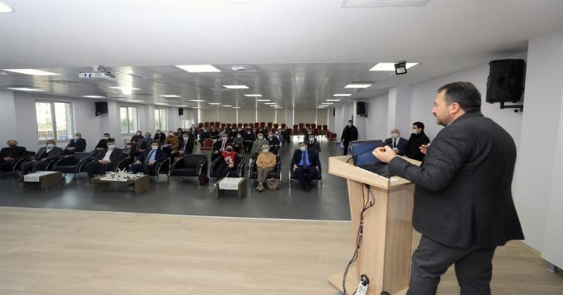 Kooperatifçilik Hakkında Bilgilendirme Toplantısı Yapıldı