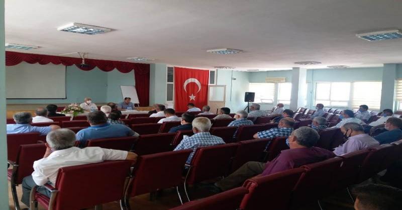 Köylere Hizmet Götürme Birliği 2020 Yılı Haziran Ayı Olağan Genel Kurul Toplantısı Yapıldı