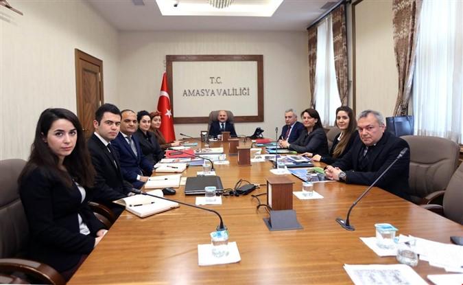 Kültür ve Turizm Koordinasyon Toplantısı Yapıldı