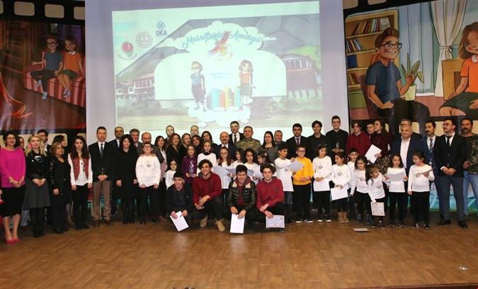 'Masallarda Amasya' Projesinin Lansmanı Yapıldı