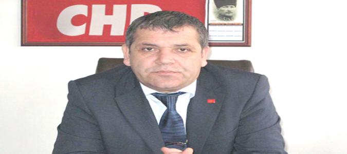 Mehmet Sayar CHP İl Başkanlığına Adaylığını Açıkladı