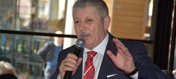 Mehmey Sarı: 'Amasya'da Güzel Şeyler Oluyor'