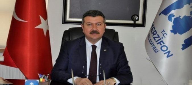 Merzifon Belediye Başkanı Alp Kargı'nın, 19 Mayıs Mesajı