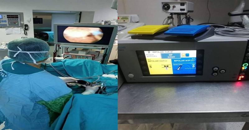 Merzifon Kara Mustafa Paşa Devlet Hastanesine Cihaz Takviyesi