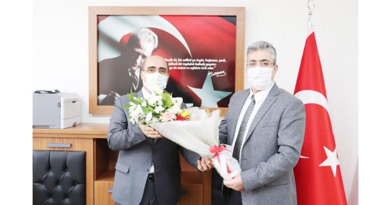 Merzifon MYO Müdürlüğüne Doç. Dr. Mehmet Burak Bilgin Atandı