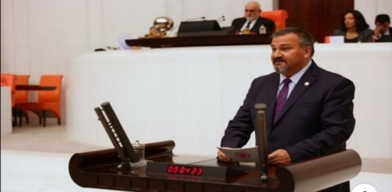 Milletvekili Tuncer, TBMM'de Merzifon ve Gümüşhacıköy Belediyelerinin Hizmetlerini Anlattı