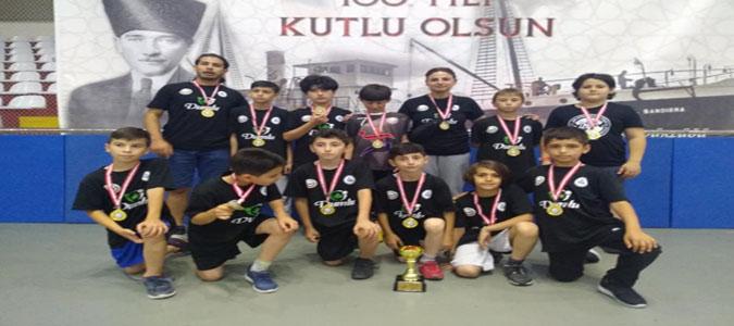 Mini Mini Hentbol Türkiye Şampiyonası Sona Erdi