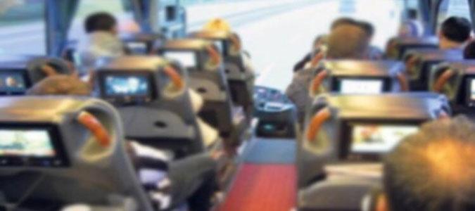 Muavin, Otobüste 12 Yaşındaki Kız Çocuğunu Taciz Etti!