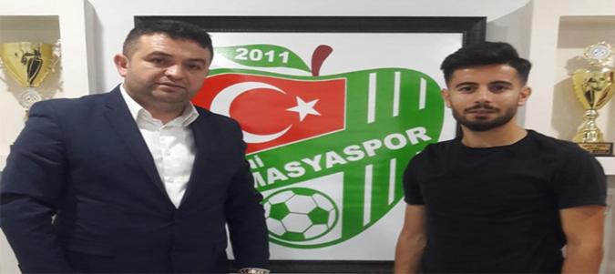 Muhammed Akdeniz Yeni Amasyaspor'da.