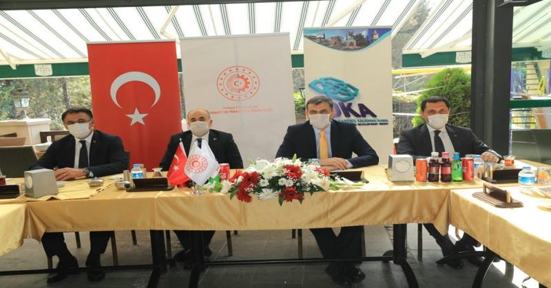 OKA Yönetim Kurulu Eylül Ayı Toplantısı Gerçekleştirildi